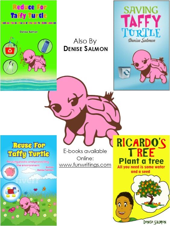 Taffy Turtle - Denise Salmon
